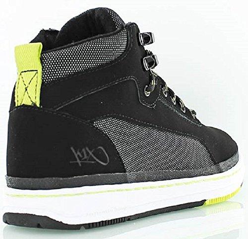 K1 x 3G gS - Noir/jaune