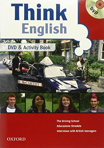 Think english. Con activity book. Per gli Ist. Tecnici commerciali. DVD-ROM