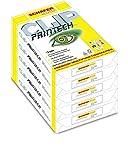 SCHÄFER SHOP Premium-Multifunktionspapier CLIP Printech 2500 Blatt DIN A4 Ultrahohes weiß 80 g/qm - Qualitätspapier Druckerpapier, Kopierpapier, Profipapier