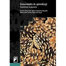 Comunidades De Aprendizaje: 177 (Grao - Castellano)