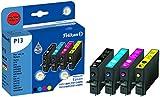 Pelikan P13 Druckerpatronen PromoPack (ersetzen Epson T07154010) schwarz, cyan, magenta, gelb