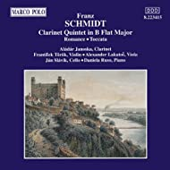 Schmidt: Clarinet Quintet In B Flat Major / Romance