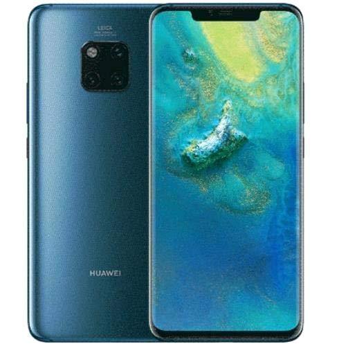 Huawei Mate 20 Pro Smartphone van 128 Gb, Tim Logo, Blu Notte [Italië]