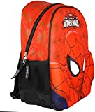 Sambro 12.5-Inch Ultimate Spiderman Deluxe 3D Backpack
