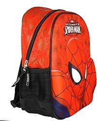 Sambro 12.5-inch Ultimate Spiderman Deluxe 3d mochila
