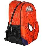 Spider-Man Rucksack 35x28x10 Kinderrucksack von Marvel