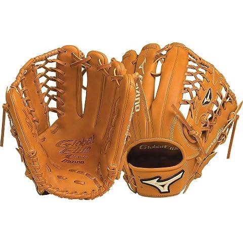 Mizuno gge71 V Elite Global VOP destrorsi Fielders-Guanto da Baseball, colore: caramello, 32 cm