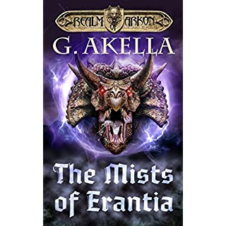 The Mists of Erantia: Epic LitRPG (Realm of Arkon, Book 7)