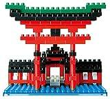 Nanoblock - Luoghi Santuario di Itsukushima
