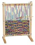 Melissa & Doug Multi-Craft Weaving Loom, Multi Color