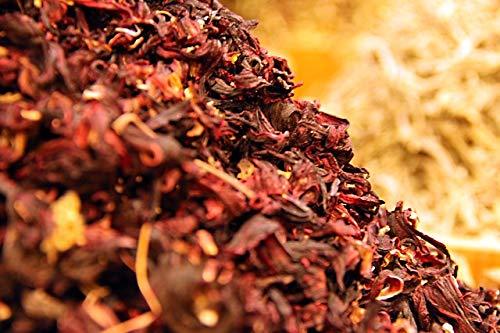 100-Hibiskusblten-getrocknet-220g–ohne-Zustze–Fair-Trade–wilder-Hibiskus-von-Kleinbauern-aus-Afrika-Zur-Zubereitung-von-Hibiskustee