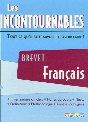 Brevet Français