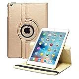 Zerobox iPad Mini 1/2 / 3 Case, 360 Degrees Rotating Multi Angles Screen Protective Stand with Auto Sleep/Wake Smart Cover for Apple iPad Mini 1 / iPad Mini 2 / iPad Mini 3 7.9 inch Tablet