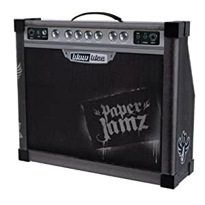 WOWWEE PAPER JAMZ AMPLIFIER SERIES 1 STYLE 4 BLACK NEW