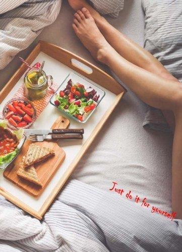 Mein Diät Tagebuch zum eintragen | Kalorien Tagebuch inkl. Kalorientabelle: Just do it for yourself: Mein Diätplaner - schreibe jeden Tag deine Punkte Mahlzeiten zu notieren inkl. Kalorientabelle