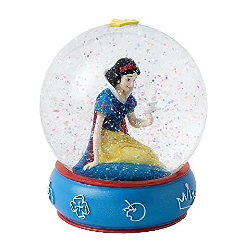 Enchanting Disney Boule à neige blanc neige