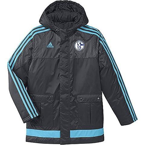 adidas FC Schalke 04Stadium Men's Jacket, Men, Jacke FC Schalke