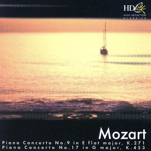 Mozart: Piano Concertos Nos. 9, 17