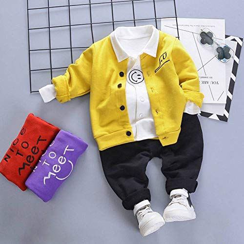KIHUI Baby boys clothing sets ne...
