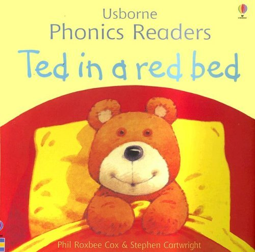 Ted in a Red Bed (Easy Words to Read) by Jenny Tyler (2006-12-02)