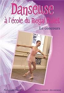 """Afficher """"Danseuse à l'école du Royal ballet n° 4"""""""