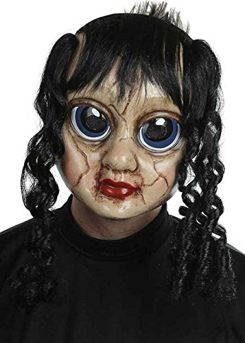 lly unheimlich Doll Maske (Creepy Doll Kostüme)