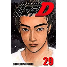 Initial D Vol. 29 (comiXology Originals)