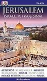 Vis-à-Vis Reiseführer Jerusalem. Israel, Petra & Sinai: mit Extrakarte & Mini-Kochbuch -