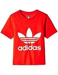 adidas Mädchen J Trefoil Tee G Shirt