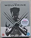 The Wolverine 3D - HMV Exclusive Steelbook (Blu-ray 3D + Blu-ray + Digital Copy + UV Copy) (UK Import ohne dt. Ton) Blu-ray