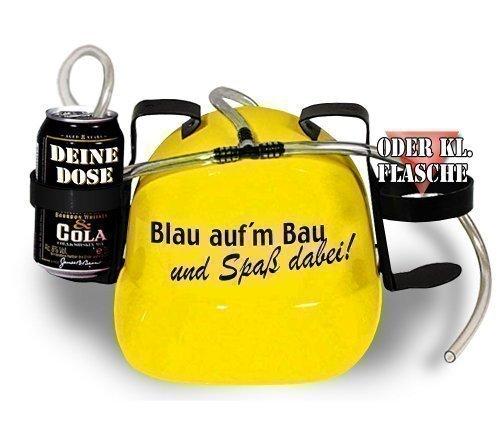 trinkhelm-mit-aufdruck-blau-aufm-bau-und-spass-dabei-neu-11858-gelb-trinkerhelm-dosenhelm-party