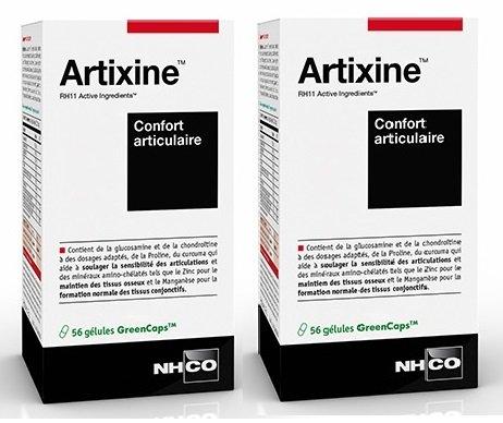 NHCO - Artixine - Confort articulaire - 2 X 56 Gellules