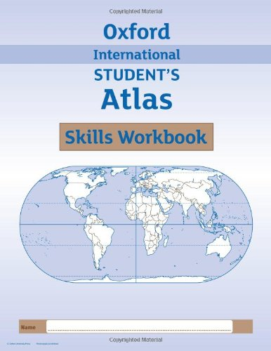 Oxford International Student's Atlas Skills Workbook por Patrick Wiegand