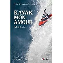 Kayak mon amour.