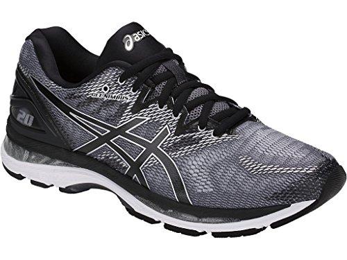 Preisvergleich Produktbild ASICS Men's Fitness/Cross-Training Trail Running Shoe, Carbon/Black/Silver, 12.5 Medium US
