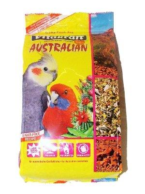 Vitakraft Australian Vielseitige Samen für Nymphensittiche (Vitakraft Fischfutter)