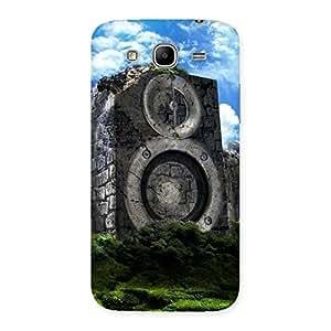 Special Speaker Of Rocks Back Case Cover for Galaxy Mega 5.8