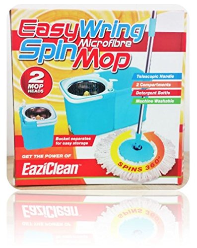 eaziclean-easy-wring-and-clean-microfibre-mop-and-bucket-with-detachable-compartments-for-easy-stoag