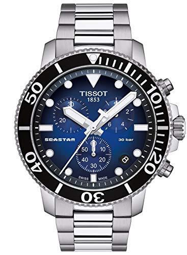 Tissot Herren-Taucheruhr Chronograph Seastar 1000 T120.417.11.041.01