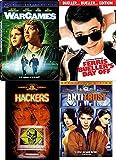 Matthew Spotlight Broderick Ferris Bueller's Day Off & War Games 80's Classic +...