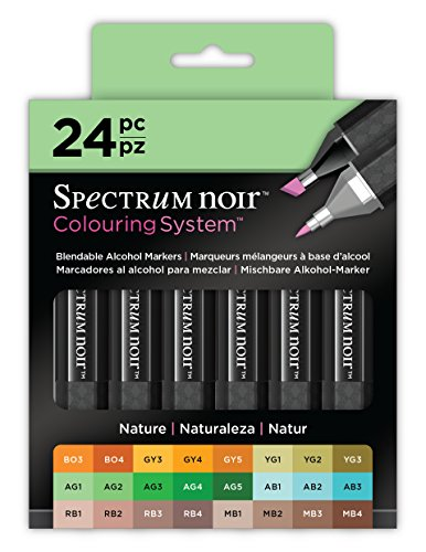 spectrum-noir-24-pen-box-set-nature-pack-of-24