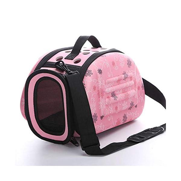 ZHUOTOP-Breathable-Folding-Outdoor-Pet-Bag-Carrier-for-Dog-Cat-Travel-Portable-Pet-Handbag