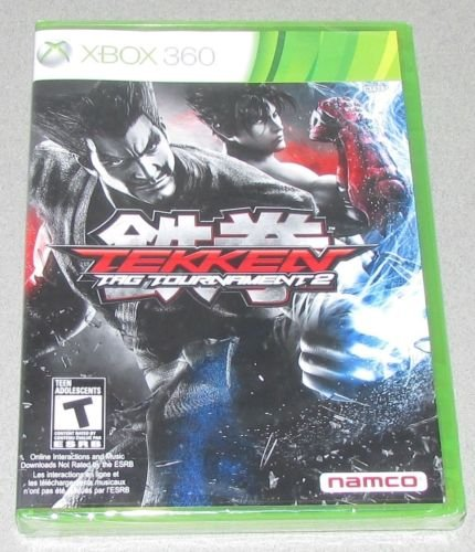 t 2 for Xbox 360 Brand New! Factory Sealed! ()