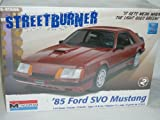 Revell Ford Mustang 1985 Svo Coupe Rot 85-4276 Bausatz Kit 1/24 Usa Modellauto Modell Auto