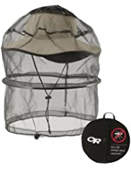 Outdoor Research Deluxe Spring Ring Headnet Bug Protection Hat, No Color by Outdoor Research