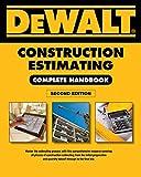 Best Construction Estimating - Dewalt Construction Estimating Complete Handbook: Excel Estimating Included Review