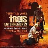 Trois enterrements : original soundtrack / music Marco Beltrami   Beltrami, Marco. Compositeur