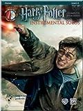 Harry Potter Instrumental Solos Clarinet - Selections from the Complete Film Series - Klarinette Noten [Musiknoten]