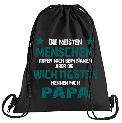 T-Shirt People Die Wichtigsten Menschen Nennen Mich Papa -