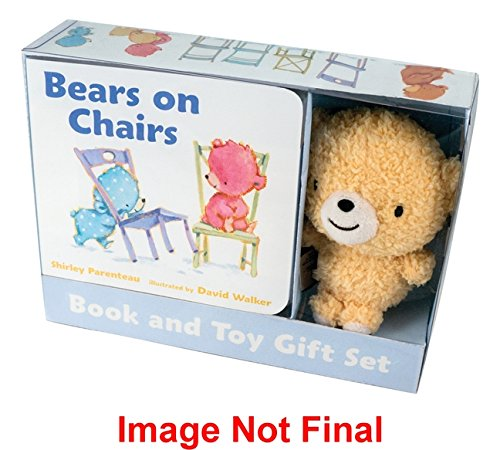 Bears on Chairs: Book and Toy Gift Set 51M9xOFq67L